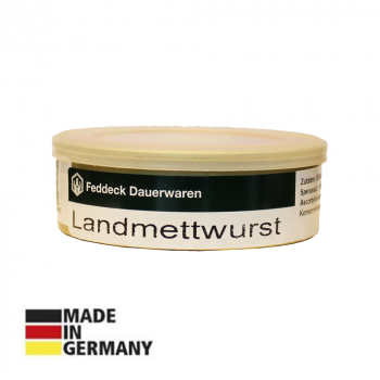 Canned Country Mettwurst, reclosable, 200 g