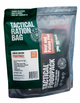 Tactical Daily ration FOXTROT, 332g