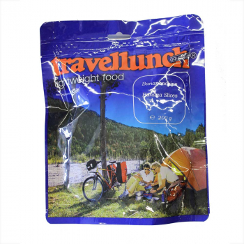 Travellunch dried Banana Chips, 200 g
