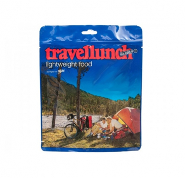 Travellunch Dessert cream raspberry 100 g
