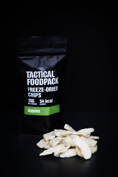 5 x 15g Tactical Apllechips, freezed dried