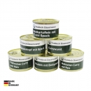 6 x 400 g Canned ready meal mix (13,75 € / Kg)