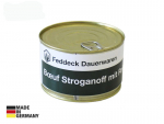Canned ready meal, Beef Stroganoff ,400 g (14,63 € / Kg)