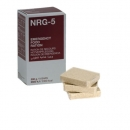 Emergency food, NRG-5, 1 pack 500g, (9 bars) emergency provisions (11,8 € / kg)